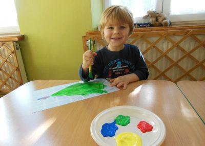 Malujemy farbami!