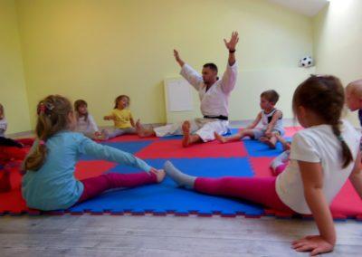 Tak ćwiczymy na judo