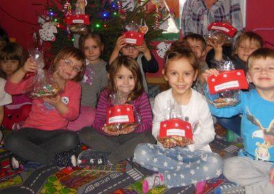 Pierniczki gotowe na Święta.