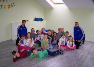 Nowe zajęcia w przedszkolu :)