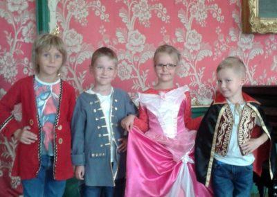 Wycieczka do Nieborowa :)