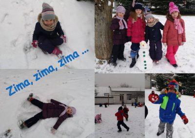 Zimowe szaleństwo :)