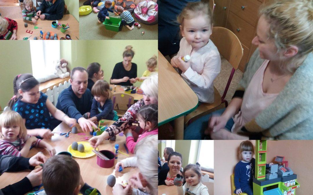 Zajęcia adaptacyjne dla przyszłych przedszkolaków :)