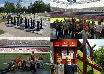 Wycieczka do Warszawy – Płomyki