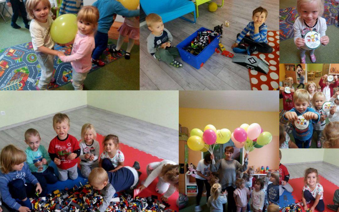 Dzień Przedszkolaka w maluszkach :)