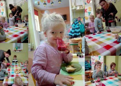 Robimy sok owocowy :)