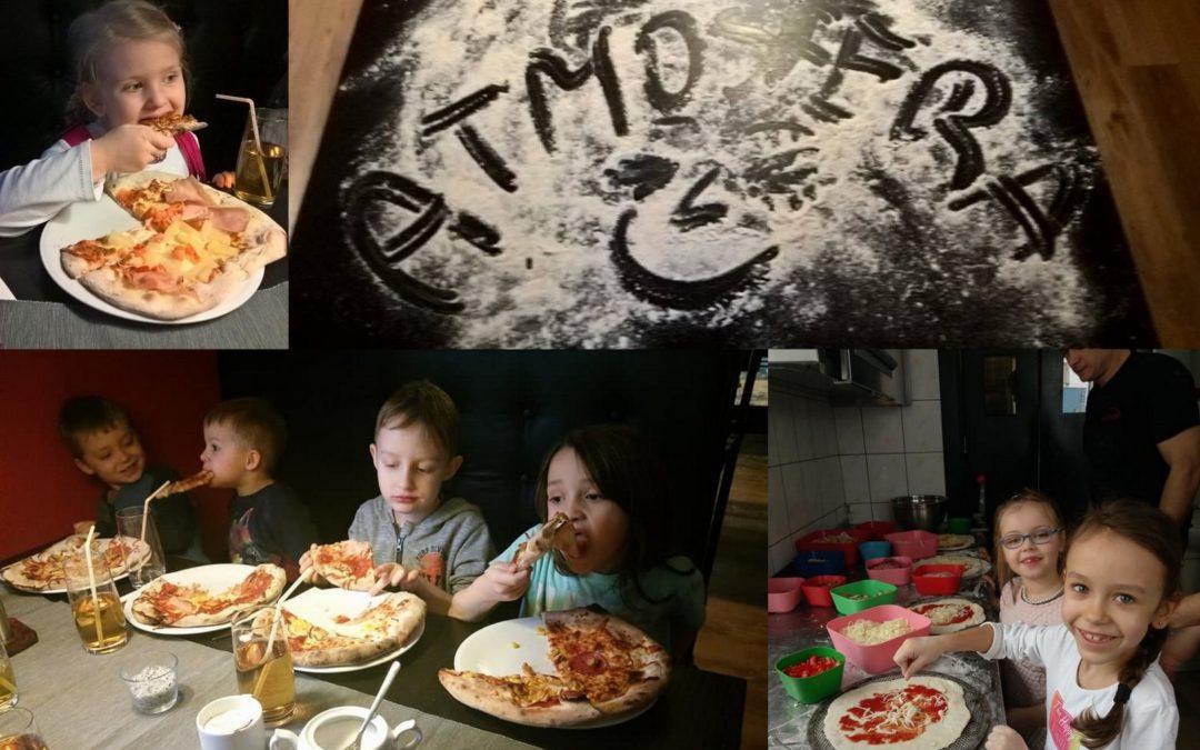 Pizzeria Atmosfera – warsztaty kulinarne :)
