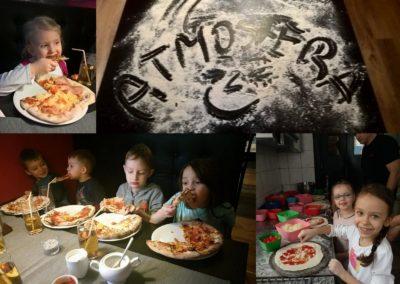 Warsztaty kulinarne – Pizzeria Atmosfera :)