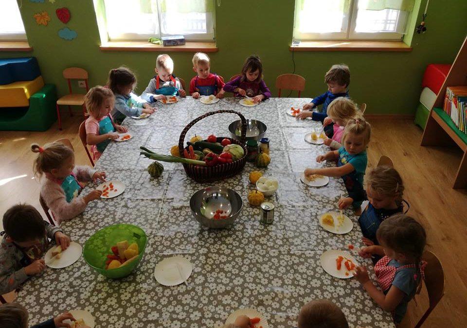 Warsztaty kulinarne – sałatka jarzynowa :)