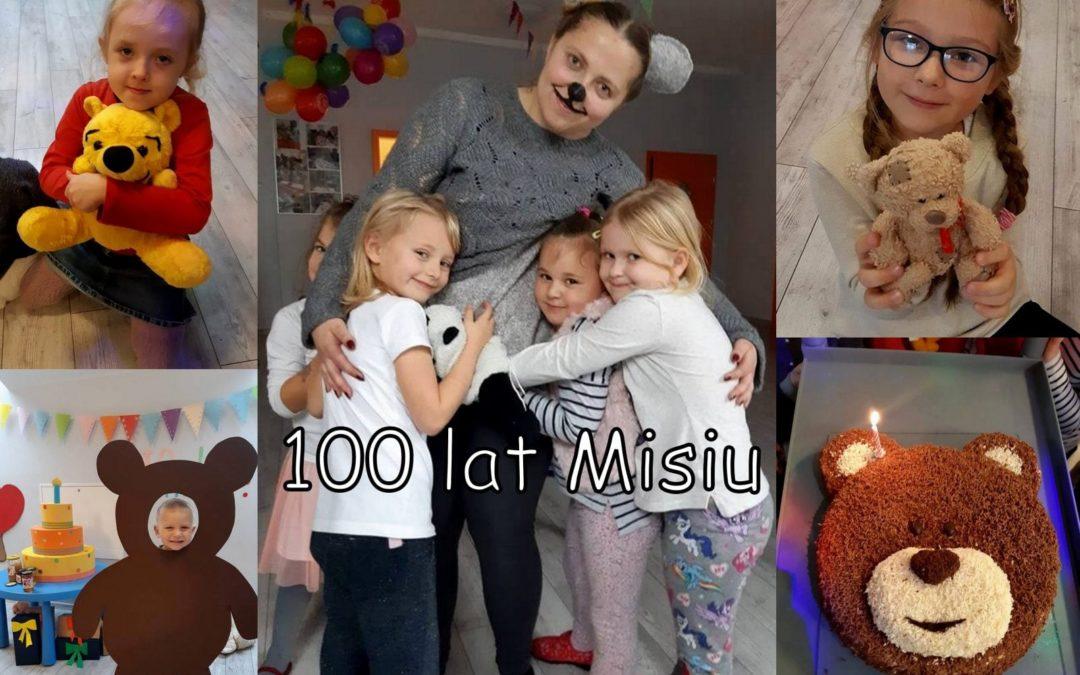 Urodziny Misia:)