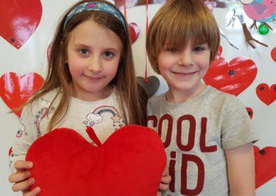 Walentynki – dzień przyjaźni i miłości.