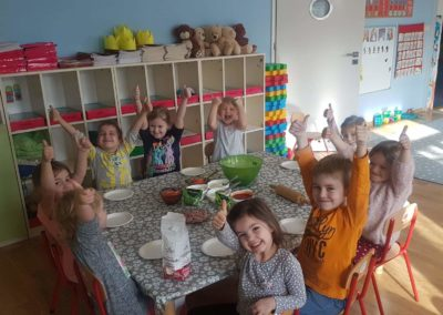 Międzynarodowy Dzień Pizzy Grupa Jeżyki i Kropelki