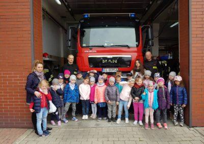 Z wizytą w Straży Pożarnej!
