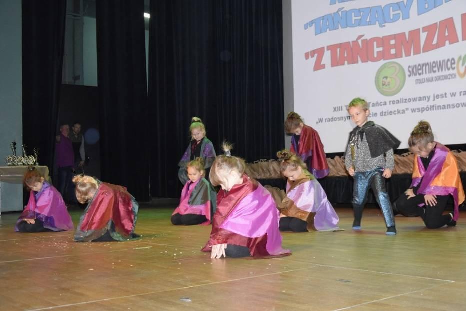 """Turniej Tańca """"Tańczący Brzdąc"""""""