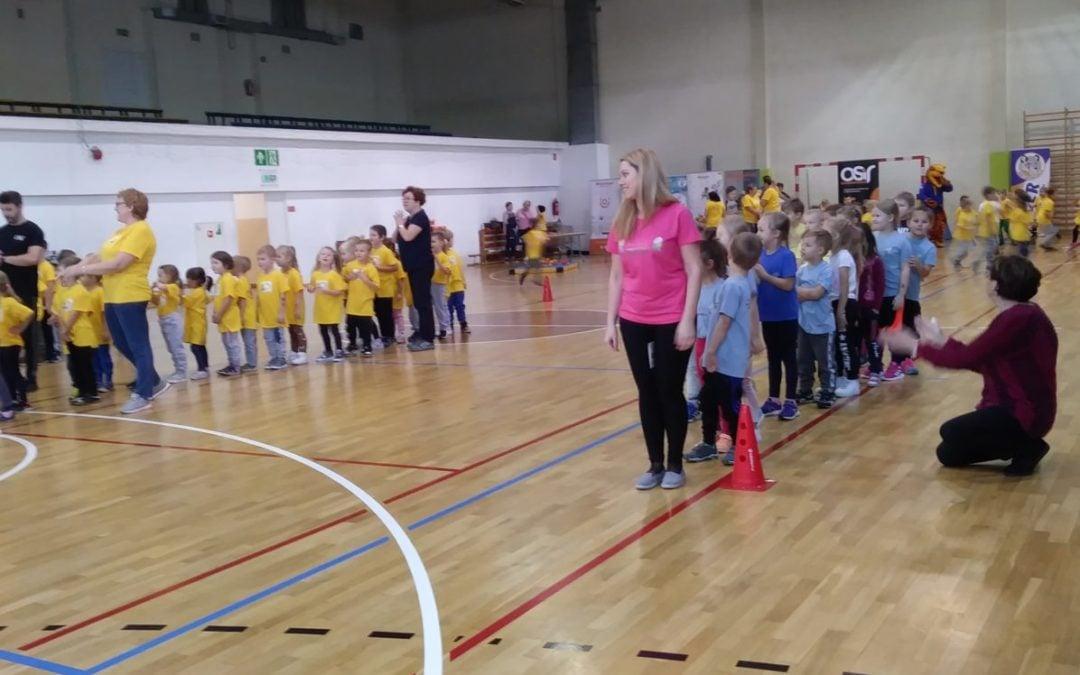 Olimpiada Przedszkolaka 7.11.2019