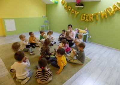 Urodziny Teddy Eddie :D