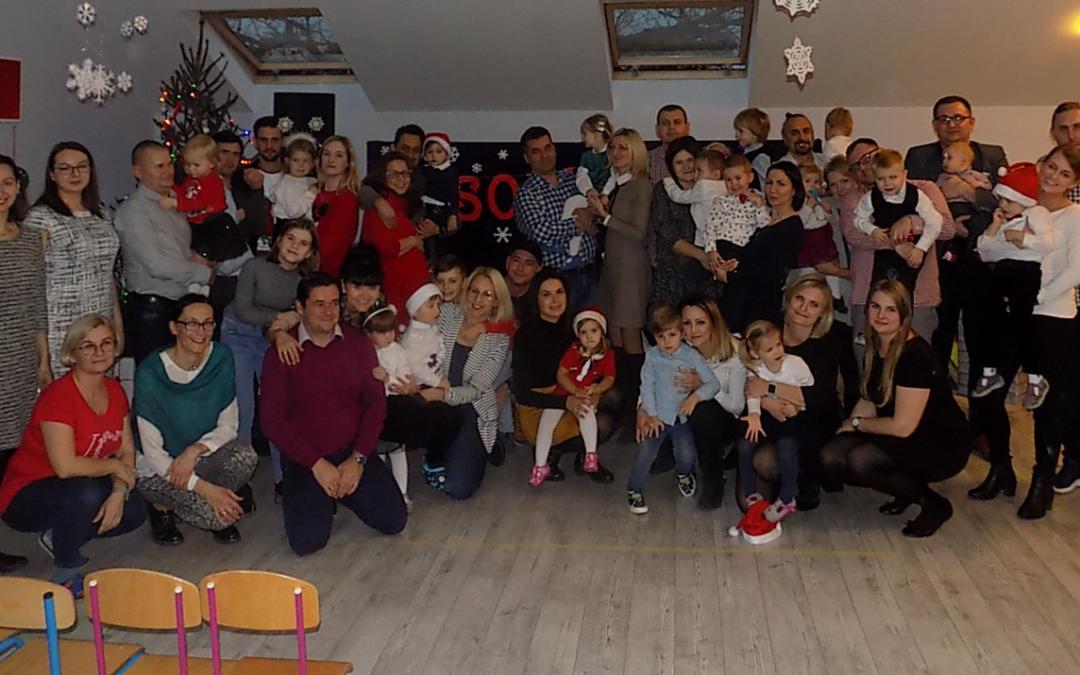 Spotkanie przed-Świąteczne w grupie Sówki :)
