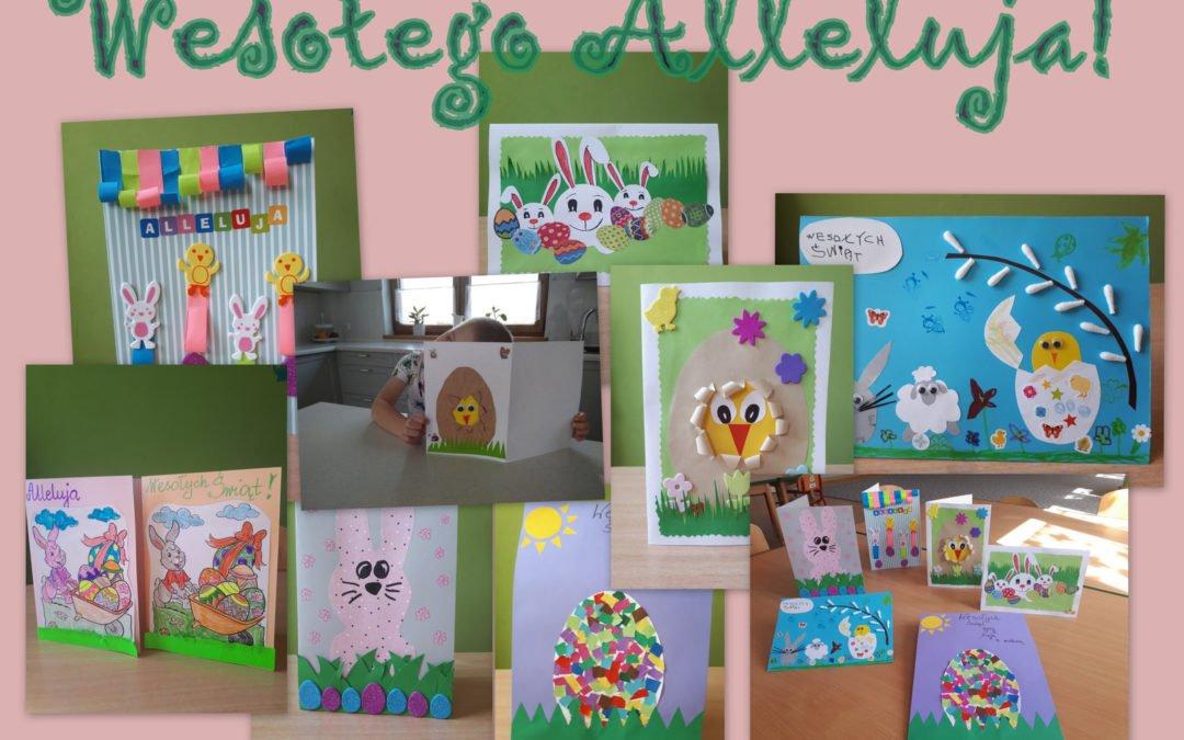 Projekt Kartka Wielkanocna :)