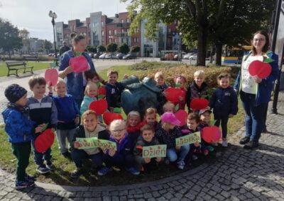 Światowy Dzień Jabłka – grupa Gwiazdki