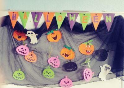 Halloween w grupie Sówki