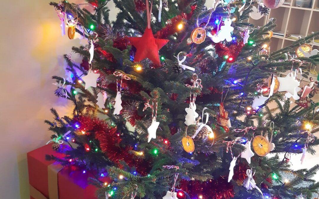 Mikołajkowo – świątecznie w grupie Gwiazdki