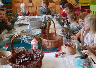 Warsztaty świąteczne – Grupa Gwiazdki