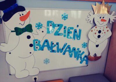 ⛄⛄⛄Panie bałwanie, panie bałwanie! Co chce pan dostać dziś na śniadanie – Proszę śnieg w płatkach, w sopelkach lody i porcję szronu chcę dla ochłody Panie bałwanie, zimne śniadanie Od pani zimy wnet pan dostanie!?⛄?⛄?