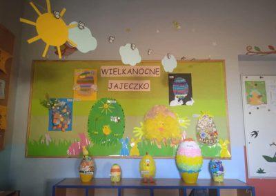 """Bardzo dziękujemy wszystkim uczestnikom konkursu,, Wielkanocne jajeczko""""!!!"""